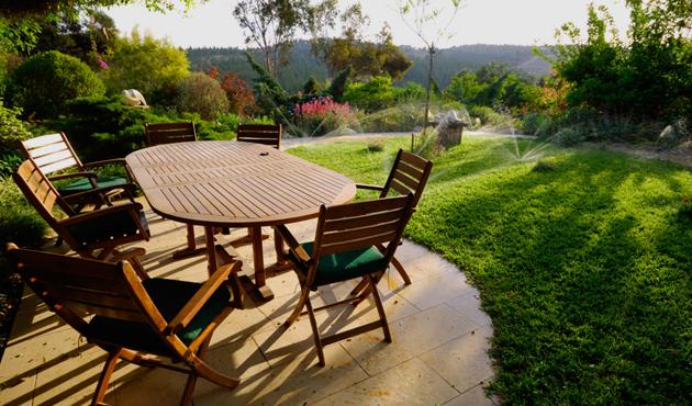 Терассы, настилы, садовая мебель