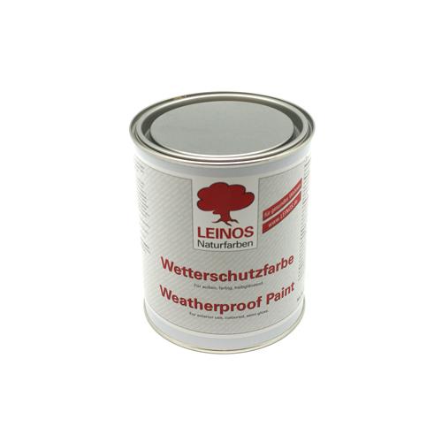 Leinos Атмосферо-стойкая краска на основе масла