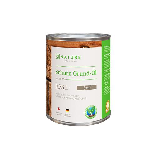 GNature Защитный грунт-масло
