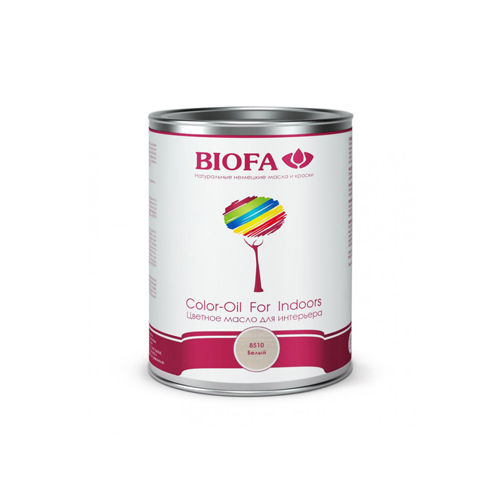 Biofa Color — Oil For Indoors. Масло для иньерьера